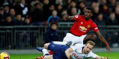 بث مباشر مباراة مانشستر يونايتد وتوتنهام اليوم 13-1-2019