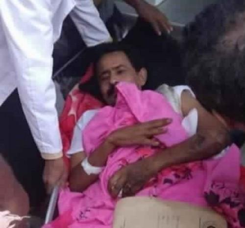 نشطاء يطالبون بإنقاذ حياة قائد قوات التدخل السريع في أبين