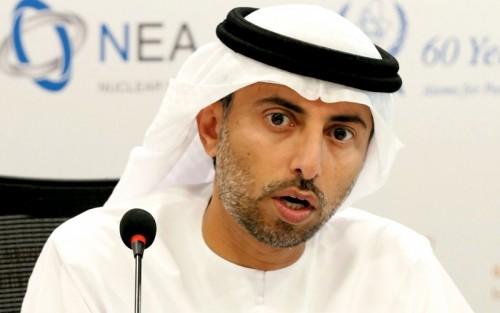 وزير الطاقة الإماراتي: لا زلنا متفائلين حيال النمو الاقتصادي العالمي
