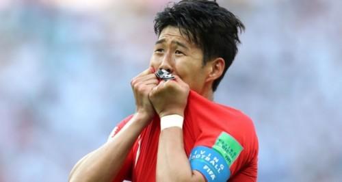 سون هيونج مين يستعد للانضمام إلى منتخب كوريا الجنوبية