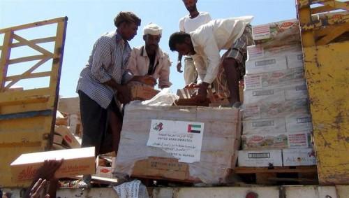 """""""وام"""": سلب المساعدات الغذائية يكشف الوجه القبيح لميليشيات الحوثي"""