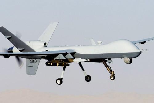 بن محسن: الطائرات المسيرة يطلقها الحوثين عن قرب