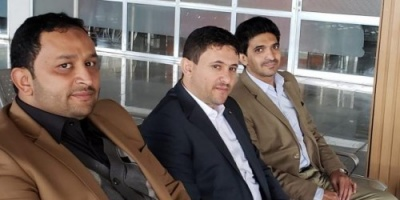 فريق أسرى المليشيات يغادر صنعاء إلى الأردن للقاء الفريق الحكومي