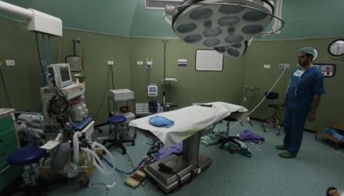 """"""" الصحة بغزة """" تناشد بإنهاء أزمة الوقود في المستشفيات"""