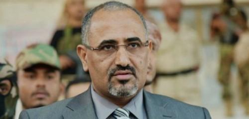 الزبيدي: لن نحيد عن هدفنا بتحرير واستقلال الجنوب قيد أنملة