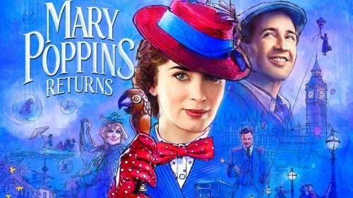 فيلم الفانتازيا Mary Poppins Returns يحصد 265 مليون دولار