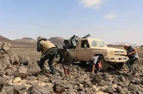 مواجهات عنيفة بين الجيش ومليشيا الحوثي في الجوف