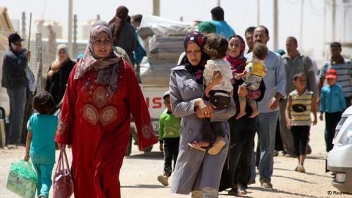 حقيقة انتحار سيدة سورية بسبب الجوع في مخيم الركبان
