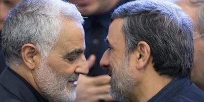 """""""نجاد"""" يتهم قائد بالحرس الثوري الإيراني بالفساد واستغلال النفوذ"""