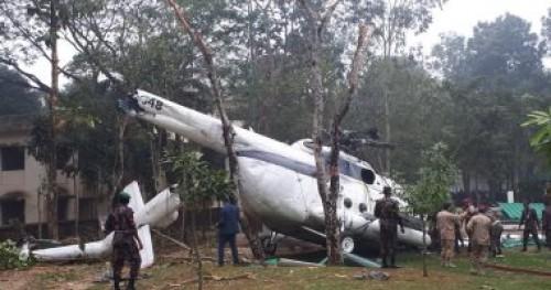 البرازيل: تحطم طائرة مروحية تابعة للشرطة