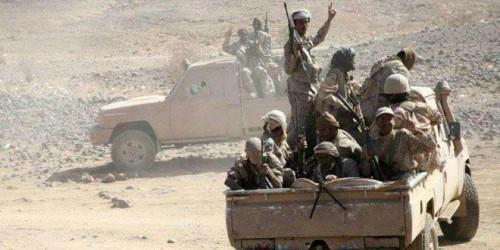 صعدة..الجيش يحرر سلسلة جبلية مهمة بكتاف ويأسر قائد المجموعة
