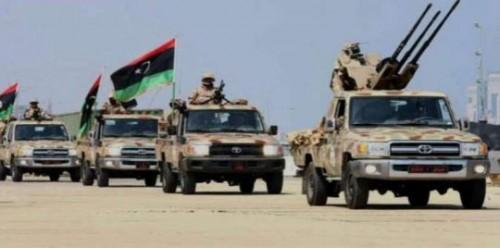 شاهد.. صورة تكشف آخر مستجدات المعارك جنوب ليبيا