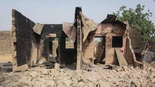 نيجيريا.. أهالي بلدة ران يفرون من هجوم داعش لديارهم
