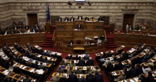 البرلمان اليوناني يناقش سحب الثقة من من الحكومة