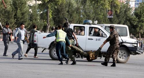 مقتل 4 وإصابة 113 شخص في هجمات داعشية على كابول