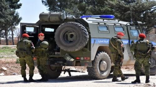 الشرطة العسكرية الروسية تكثف انتشارها في سوريا