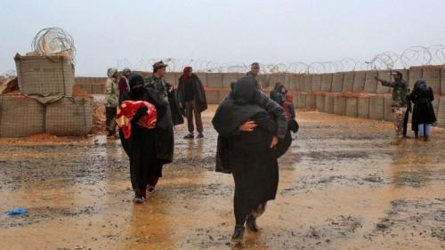 وفاة 15 طفلا سوريا نازحا بسبب البرد القارس
