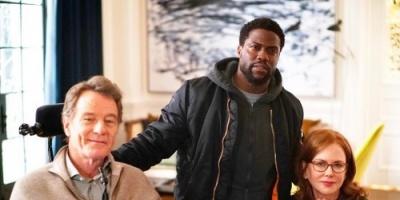 في 3 أيام.. فيلم The Upside لنيكول كيدمان يحصد 20 مليون دولار