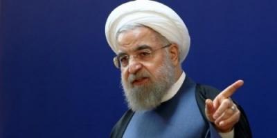 """""""روحاني"""" يتحدى أمريكا ويشكك في استطاعتها عزل إيران"""