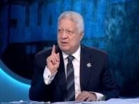 """رسمياًً.. منع رئيس نادي """"الزمالك"""" المصري من الظهور إعلامياً"""