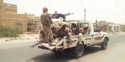 أنباء عن تعرض موكب قادة بالحزام الأمني لإطلاق نار بأبين