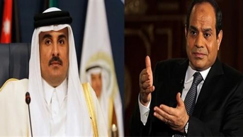 تعرف على مُخطط قطر لهدم مصر (انفوجراف)