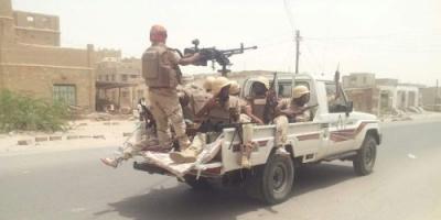 الحزام الأمني يكبد تنظيم القاعدة خسائر فادحة بأبين
