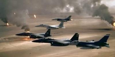 التحالف يدمر مخزن أسلحة للحوثيين في صعدة