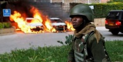 ارتفاع حصيلة القتلى في هجوم نيروبي إلى 14 شخصا