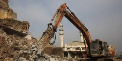 اليونسكو: الألغام تقف عقبة أمام إعادة إعمار الموصل