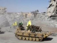 """بمساندة التحالف الدولي.. قوات سوريا الديمقراطية تسيطر على بلدة """" سوسه"""""""