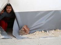 اليونيسيف:موت 15 طفلًا نازحأ في سوريا نتيجة البرد القارس