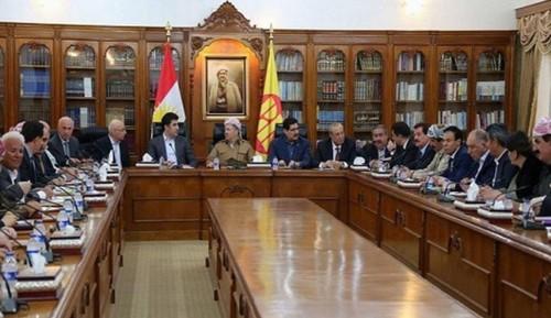 اغتيال مسؤول بالحزب الديمقراطي الكردستاني على أيدي مجهولين