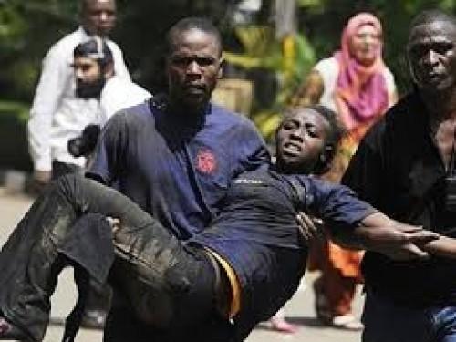 إنقاذ 50 شخصا عالقا داخل موقع الهجوم في نيروبي