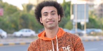 """على ربيع يتحول لمحمد صلاح في تحدي الـ 10 سنوات """"صورة"""""""