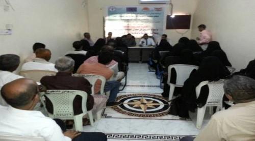 انطلاق دورة تدريبية لعمال الصحة الحيوانية في عدن (تفاصيل)