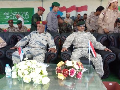 تخرج الدفعة الـ11 من قوات الأمن في عدن (صور)
