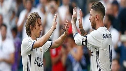 غياب راموس ومودريتش عن مباراة ليجانيس في كأس ملك إسبانيا