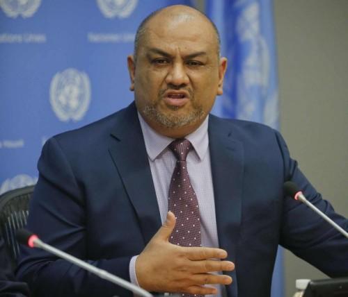 وزير الخارجية يكشف عن تفاصيل رسالة دول التحالف المقدمة للأمم المتحدة