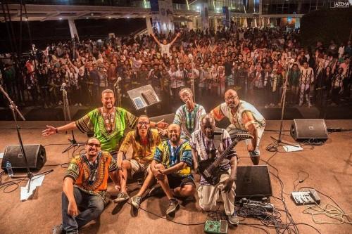 فرقة هاي دام النوبية تبدأ أولى جولاتها الغنائية للعام الجديد من الإسكندرية