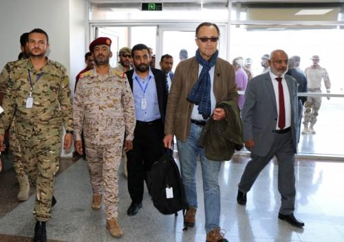 الحكومة: الحوثيون يمنعون الجنرال باتريك كاميرت من الاجتماع بوفد الشرعية
