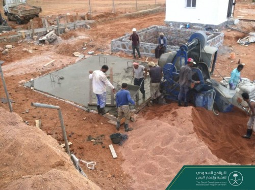 البرنامج السعودي يعزز وفرة المياه في سقطرى