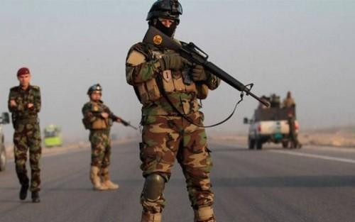 مباحثات لتعزيز قدرات الجيش العراقي والقوات الأمنية