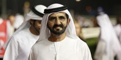 هدية مميزة من حاكم دبي إلى ضاحي خلفان