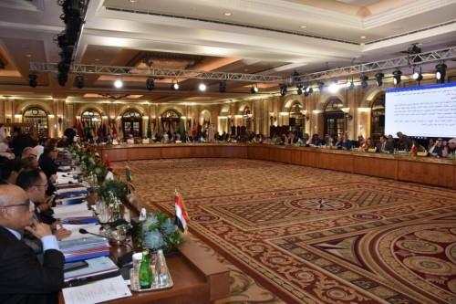 المندوبون الدائمون بالجامعة العربية يقرون مشروع قرار متعلق باليمن