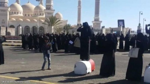 وكالة أمريكية: مليشيا الحوثي تختطف عشرات النساء بصنعاء