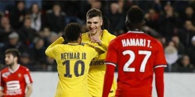 نتائج مباريات الدوري تتصدر عناوين الصحف الفرنسية