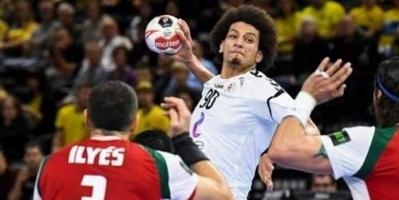 منتخب مصر يتأهل إلى الدور الثاني من كأس العالم لكرة اليد