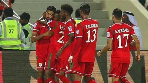 سلطنة عمان تتأهل إلى دور الـ16 من كأس أمم آسيا