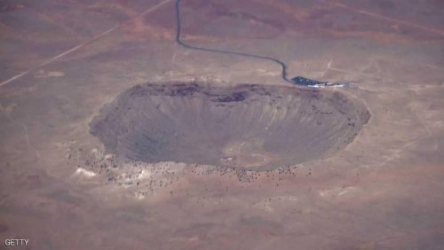 دراسة : تضاعف سقوط صخور من الفضاء لن يؤثر على الأرض